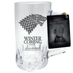 CHOPE MAISON STARK GAME OF THRONES WINTER IS COMING