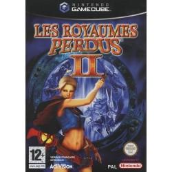 LES ROYAUMES PERDUS II OCCASION SUR NINTENDO GAMECUBE
