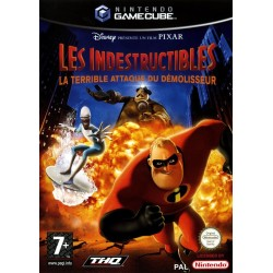 LES INDESTRUCTIBLES 2 OCCASION SUR NINTENDO GAMECUBE