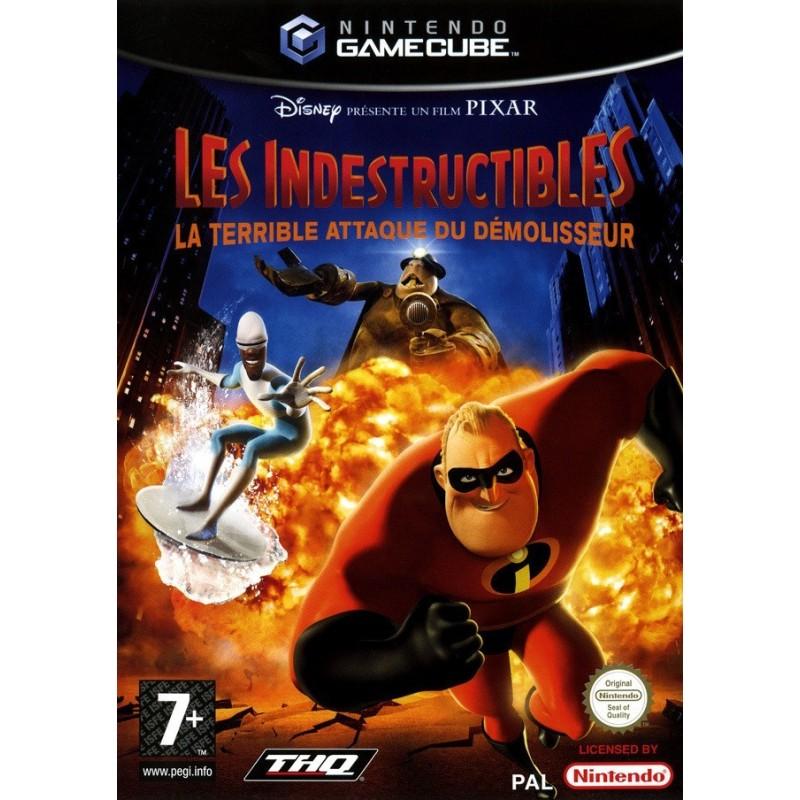 LES INDESTRUCTIBLES 2 OCCASION SUR NINTENDO GAMECUBE