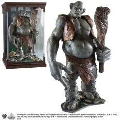 CREATURE MAGIQUE HARRY POTTER - TROLL NOBLE COLLECTION N°12