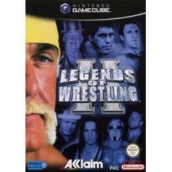 LEGENDS OF WRESTLING 2 OCCASION SUR NINTENDO GAMECUBE