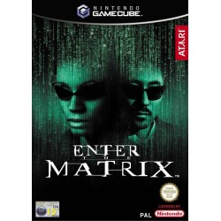 ENTER THE MATRIX OCCASION SUR NINTENDO GAMECUBE