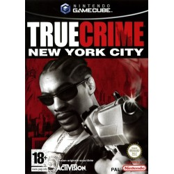 TRUE CRIME NEW YORK CITY OCCASION SUR NINTENDO GAMECUBE