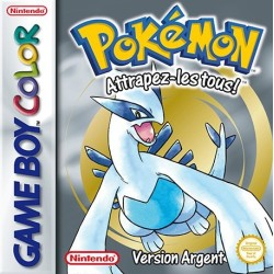 POKEMON ARGENT EN BOITE OCCASION GAME BOY COLOR