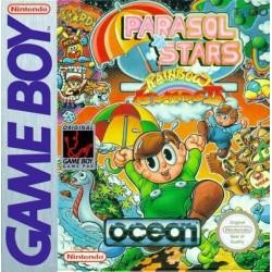 CARTOUCHE SEULE PARASOL STARS OCCASION SUR GAME BOY