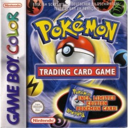 CARTOUCHE SEULE POKEMON TRADING CARD GAME OCCASION GAME BOY COLOR