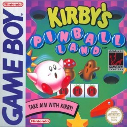 CARTOUCHE SEULE KIRBY'S PINBALL LAND OCCASION SUR GAME BOY