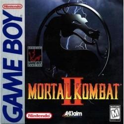 MORTAL KOMBAT 2 GAME BOY CARTOUCHE SEULE PAL
