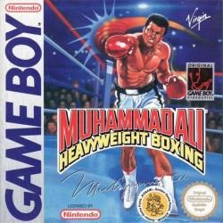 CARTOUCHE SEULE MUHAMMAD ALI HEAVYWEIGHT BOXING GAME BOY PAL