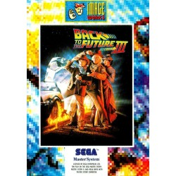 BACK TO THE FUTURE III SEGA MASTER SYSTEM OCCASION PAL