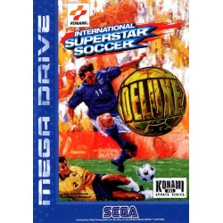 INTERNATIONAL SUPERSTAR SOCCER DELUXE SUR MEGA DRIVE