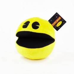 PELUCHE SONORE PAC MAN 20 CM