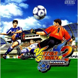 VIRTUA STRIKER 2 JAP VERSION SUR DREAMCAST