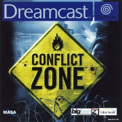 CONFLICT ZONE OCCASION SUR DREAMCAST