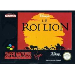 LE ROI LION COMPLET SUR SUPER NINTENDO