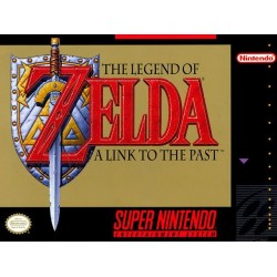 THE LEGEND OF ZELDA A LINK TO THE PAST OCCASION SNES LOOSE
