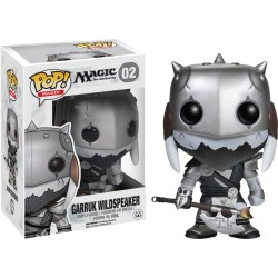 FUNKO POP! MAGIC THE GATHERING - GARRUK WILDSPEAKER N°02