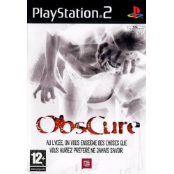 OBSCURE SUR PLAYSTATION 2