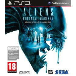 ALIENS : COLONIAL MARINES OCCASION SUR PLAYSTATION 3