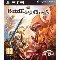 BATTLE VS CHESS OCCASION SUR PLAYSTATION 3