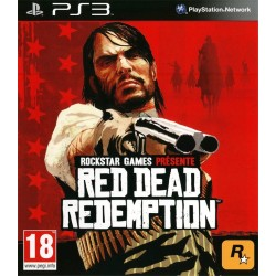 RED DEAD REDEMPTION OCCASION SUR PLAYSTATION 3