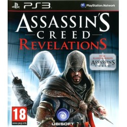 ASSASSIN'S CREED REVELATIONS OCCASION SUR PLAYSTATION 3