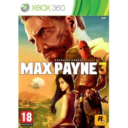 MAX PAYNE 3 OCCASION SUR XBOX 360