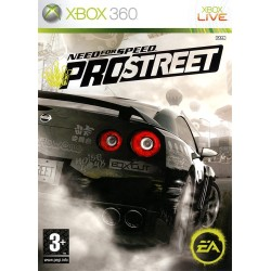 NEED FOR SPEED PRO STREET OCCASION SUR XBOX 360