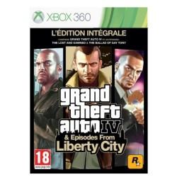 GTA IV INTEGRALE OCCASION SUR XBOX 360