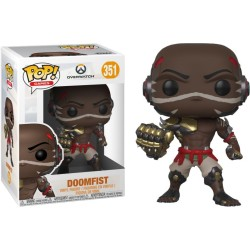 OVERWATCH FUNKO POP! DOOMFIST N°351