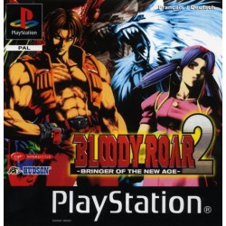 BLOODY ROAR 2 OCCASION SUR PLAYSTATION