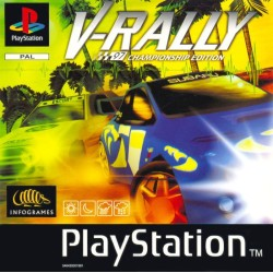 V-RALLY OCCASION SUR PLAYSTATION
