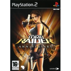 TOMB RAIDER ANNIVERSARY OCCASION SUR PLAYSTATION 2