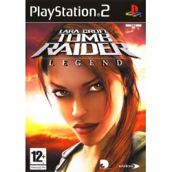 TOMB RAIDER LEGEND OCCASION SUR PLAYSTATION 2