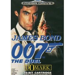 JAMES BOND 007 THE DUEL OCCASION SUR MEGA DRIVE