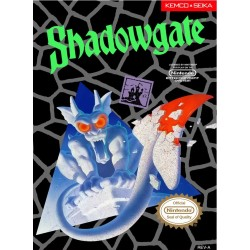 SHADOWGATE NINTENDO NES OCCASION VERSION PAL