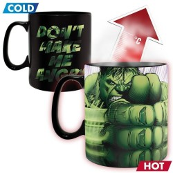 MUG THERMO-REACTIF MARVEL HULK SMASH