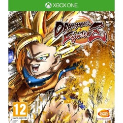 DRAGON BALL FIGHTERZ OCCASION SUR XBOX ONE
