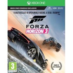 FORZA HORIZON 3 OCCASION SUR XBOX ONE