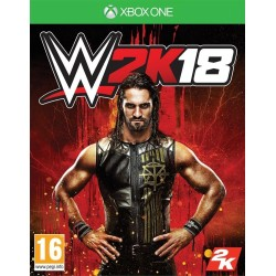 WWE 2K18 OCCASION SUR XBOX ONE
