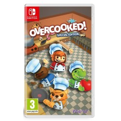 OVERCOOKED : SPECIAL EDITION OCCASION SUR NINTENDO SWITCH