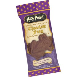 CANDY HARRY POTTER CHOCO-GRENOUILLE AVEC CARTE A COLLECTIONNER