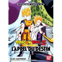 DRAGON BALL Z L'APPEL DU DESTIN SANS NOTICE SUR MEGA DRIVE