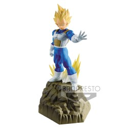 FIGURINE DRAGON BALL Z VEGETA ABSOLUTE PERFECTION