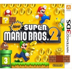 NEW SUPER MARIO BROS 2 OCCASION SUR NINTENDO 3DS