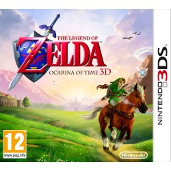 THE LEGEND OF ZELDA : OCARINA OF TIME 3D OCCASION SUR NINTENDO 3DS