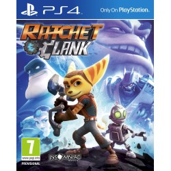 RATCHET AND CLANK SUR PLAYSTATION 4 OCCASION