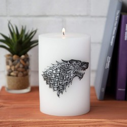 BOUGIE XL GAME OF THRONES STARK