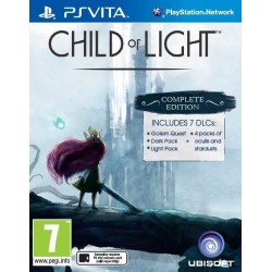 CHILD OF LIGHT OCCASION SUR PS VITA